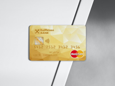 Raiffeisen bank cards