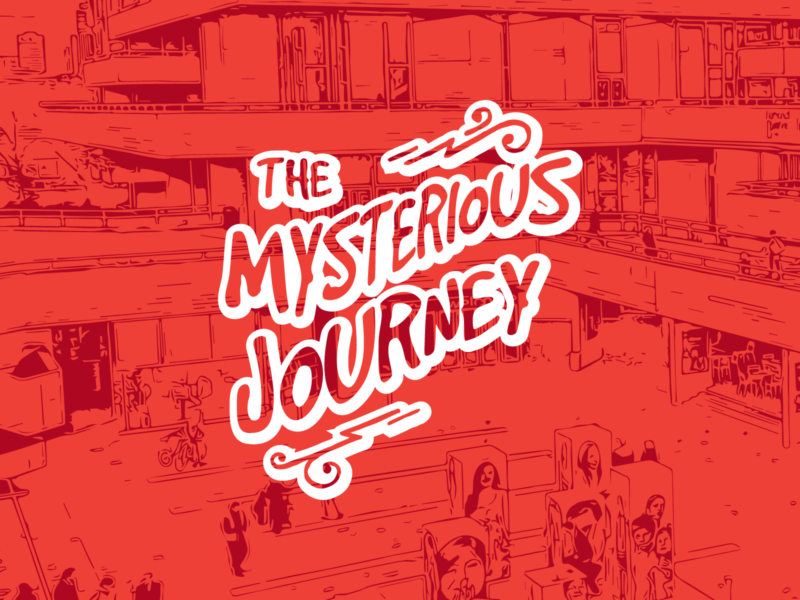 The Mysterious Journey adventure game
